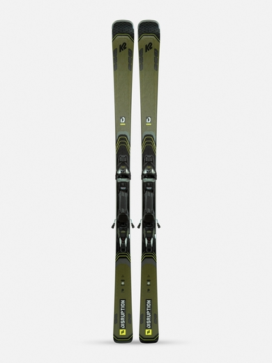 K2 Heren Ski Disruption 78TI Green - afb. 1