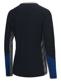 Peak Performance Heren Thermo Shirt Long Sleeve Salute Blue - afb. 2