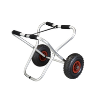 Prolimit Windsurf trolley Zilver