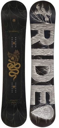 Ride Snowboard Machete - afb. 1