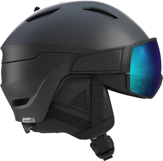 Salomon Skihelm met Vizier Driver  Photochromatic - afb. 1